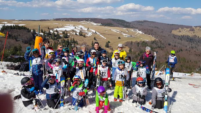 Fin de saison Mercredis de neige 2019